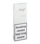 DAVIDOFF WHITE SUPERSLIM NHW