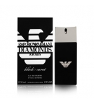 Emporio Armani Diamonds Black Carat Pour Homme